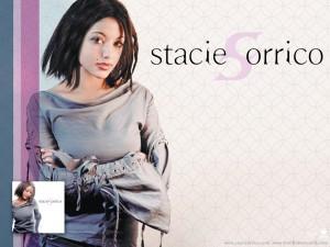 Christian Singer: Stacie Orrico Album Cover Wallpaper