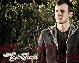 Christian Band: A Member of Casting Pearl Wallpaper