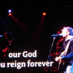 Chris Tomlin Live on Concert Wallpaper Christian Background