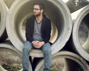 Chris August Sitting Wallpaper