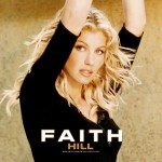 Christian Singer: Faith Hill Front Cover Wallpaper Christian Background