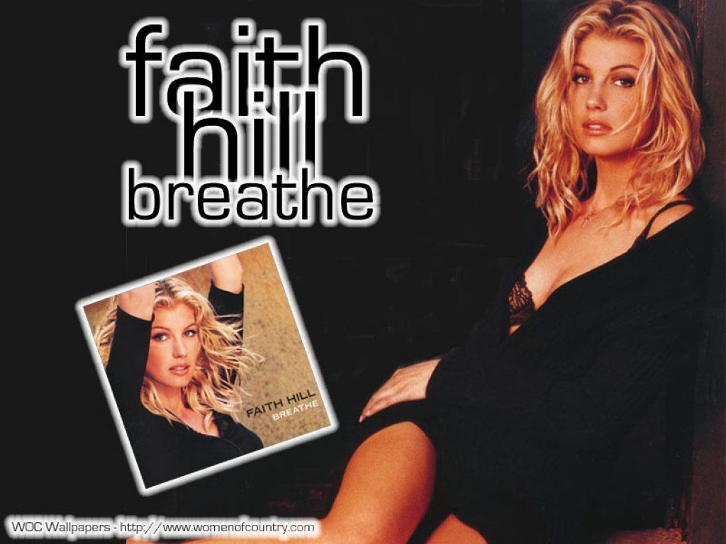 Christian Singer: Faith Hill's Breathe Album christian wallpaper free download. Use on PC, Mac, Android, iPhone or any device you like.