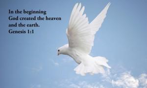 Genesis 1:1 – Creation Wallpaper