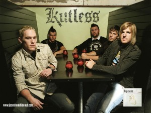 Christian Band: Kutless Band Members Wallpaper