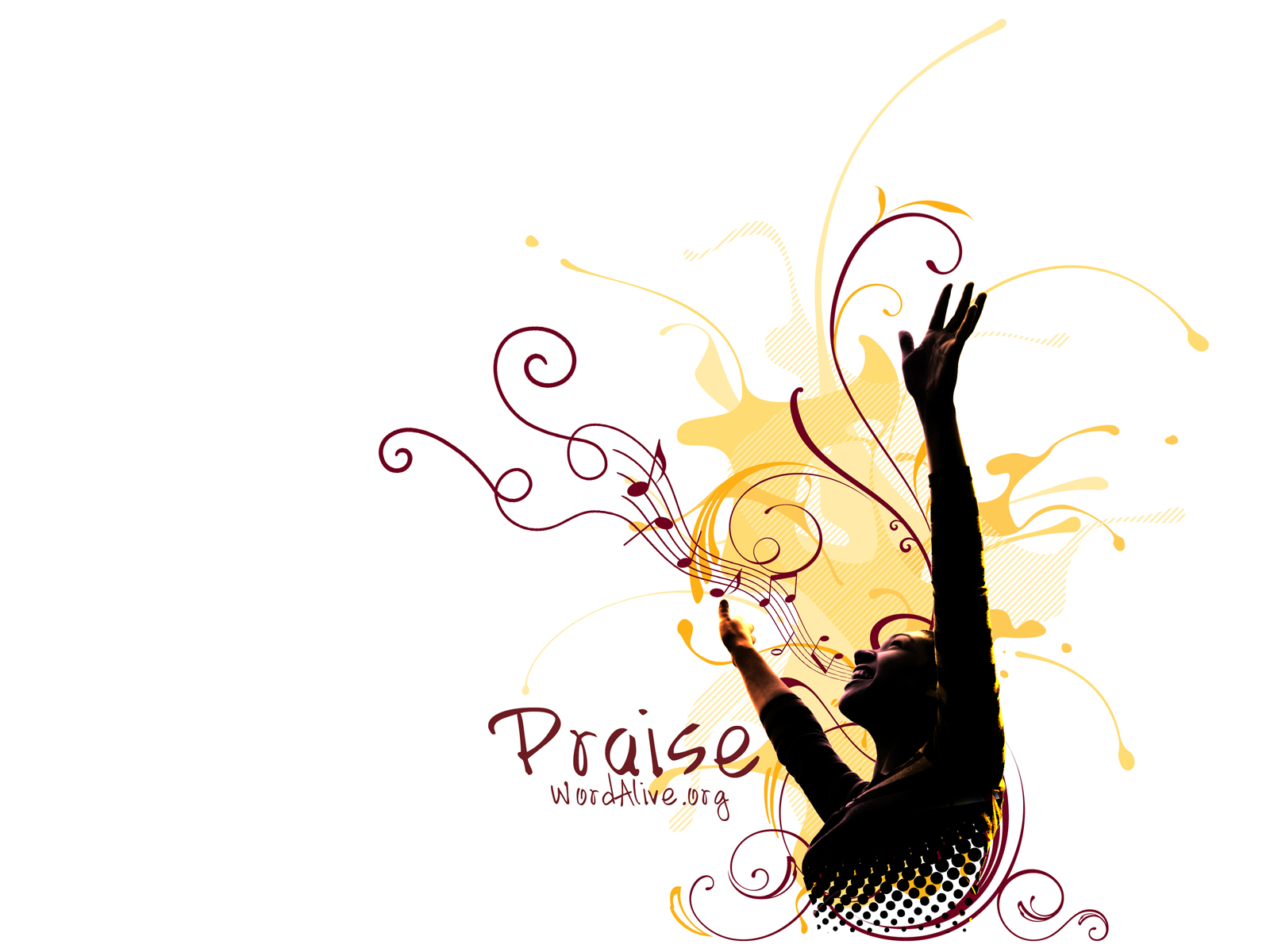 free christian praise clipart - photo #3