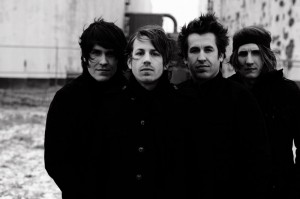 Christian Band: Remedy Drive Black And White Wallpaper