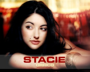 Christian Singer: Stacie Orrico Pretty Face Wallpaper