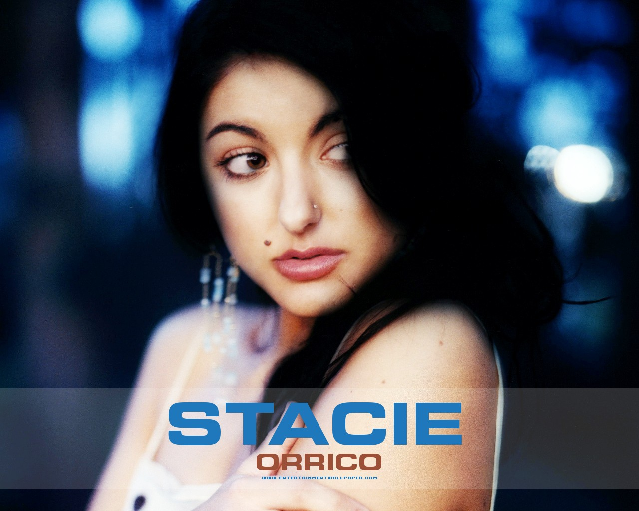 Stacie Orrico - Wallpaper Hot