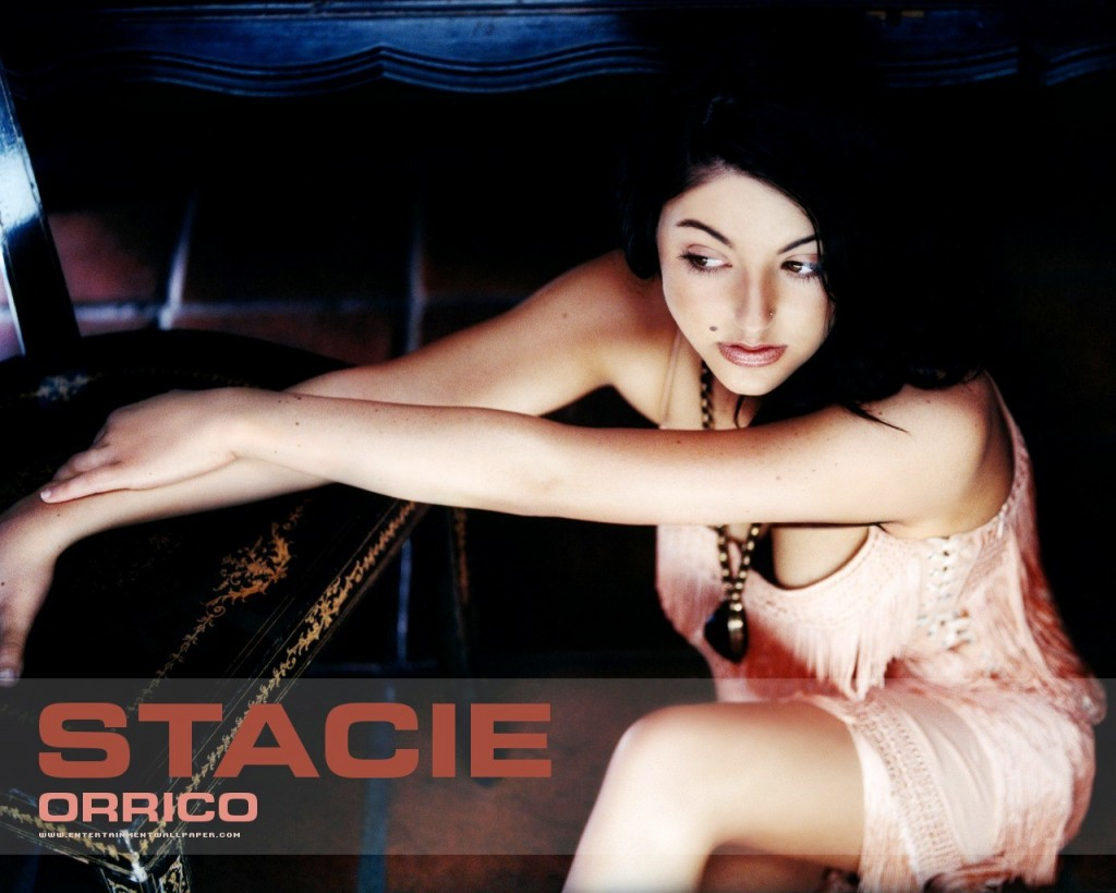 Christian Singer: Stacie Orrico Front Image christian wallpaper free download. Use on PC, Mac, Android, iPhone or any device you like.