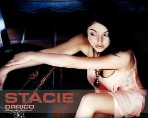 Christian Singer: Stacie Orrico Front Image Wallpaper