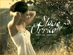 Christian Singer: Stacie Orrico Album Cover Wallpaper