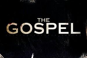 Christian Movie: The Gospel Black Background Wallpaper