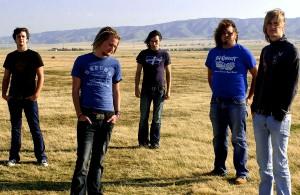 Christian Band: Dizmas Members on Plains Wallpaper