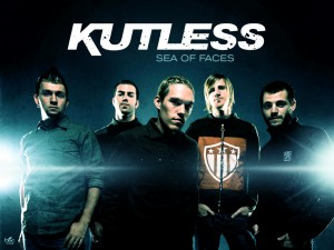 Christian Band: Kutless Official Cover Wallpaper