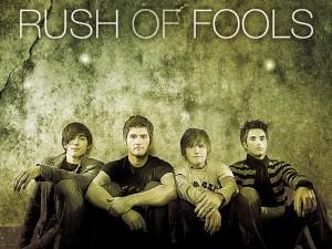 Christian Band: Rush Of Fools Poster Wallpaper
