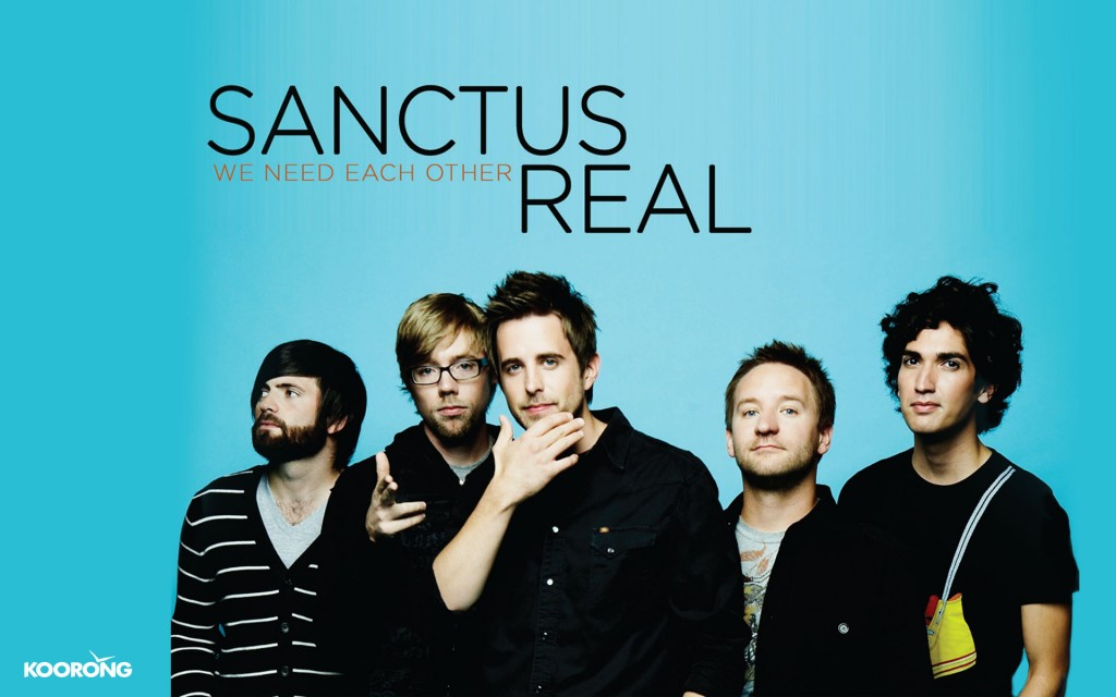 Christian Band: Sanctus Real – We Need Each Other christian wallpaper free download. Use on PC, Mac, Android, iPhone or any device you like.