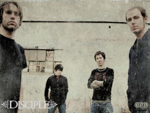 Disciple Christian Band Wallpaper