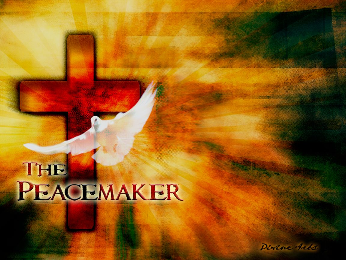wallpaper peace maker by - photo #5