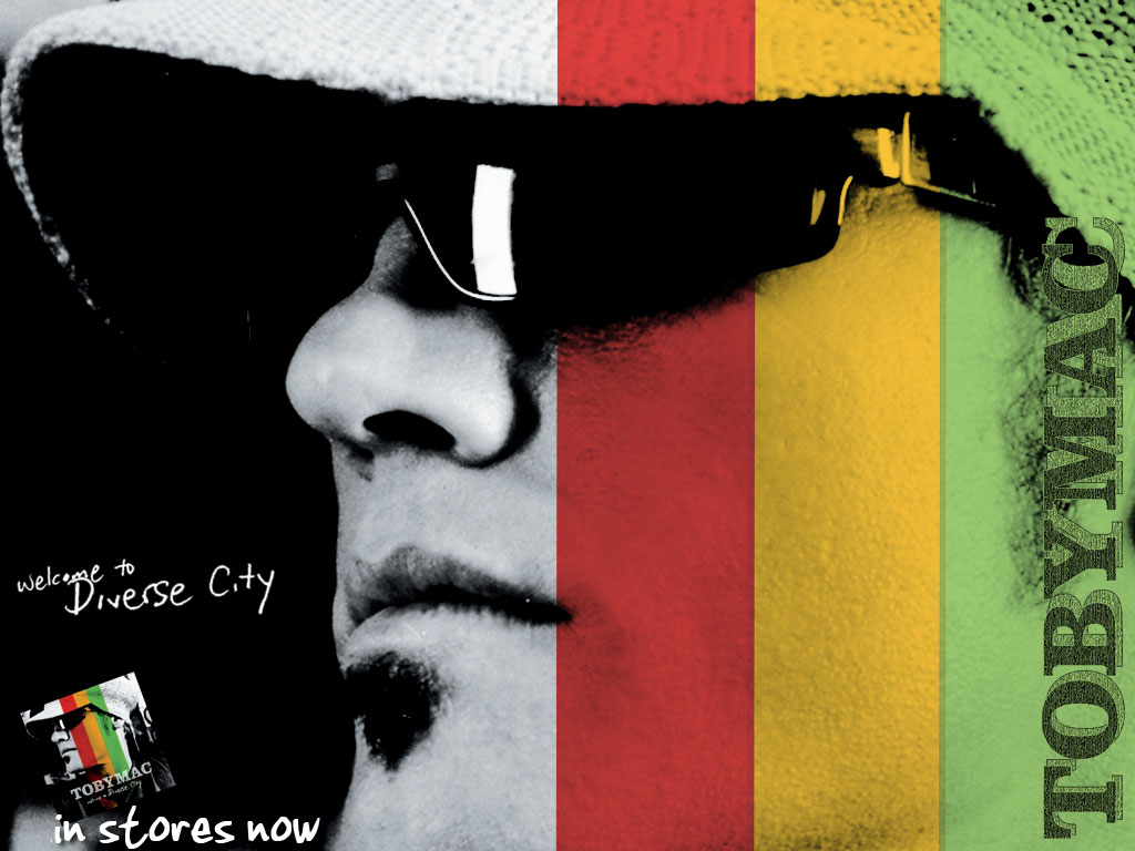 Toby Mac Colors – Diverse City christian wallpaper free download. Use on PC, Mac, Android, iPhone or any device you like.