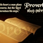 Proverbs 16 :9 – In The Lord's Guidance Wallpaper Christian Background