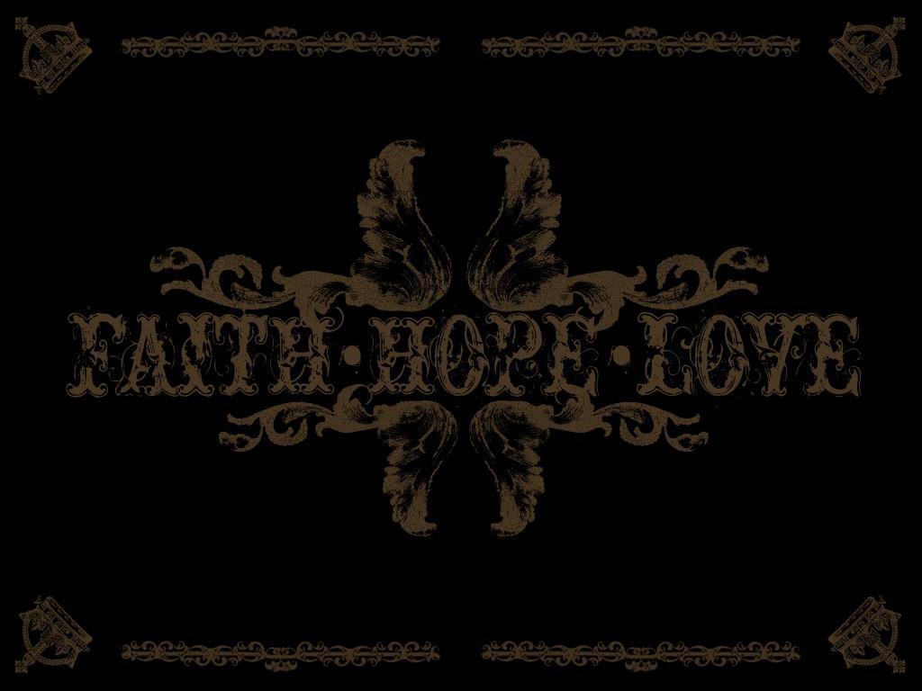 Gothic Love Background