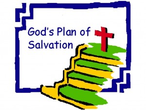 God's Plan of Salvation Wallpaper