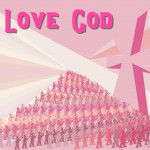 I Love God Wallpaper Christian Background