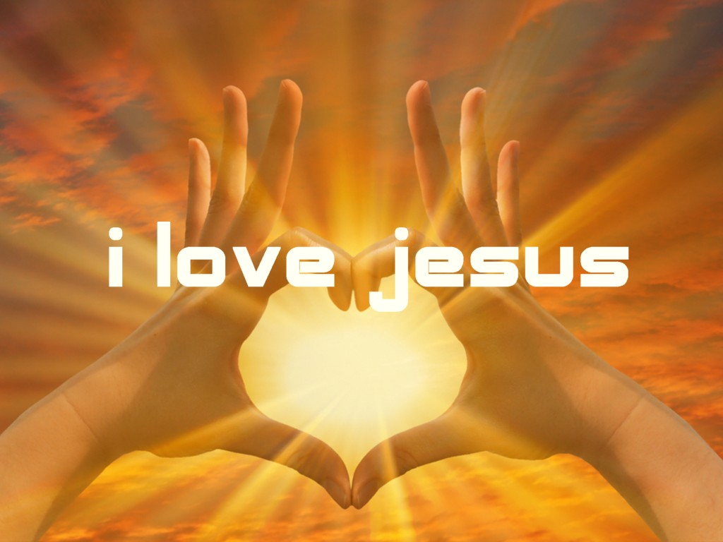 Love God Wallpapers : I Love Jesus Wallpaper - christian Wallpapers and Backgrounds