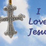 I Love Jesus Wallpaper Christian Background