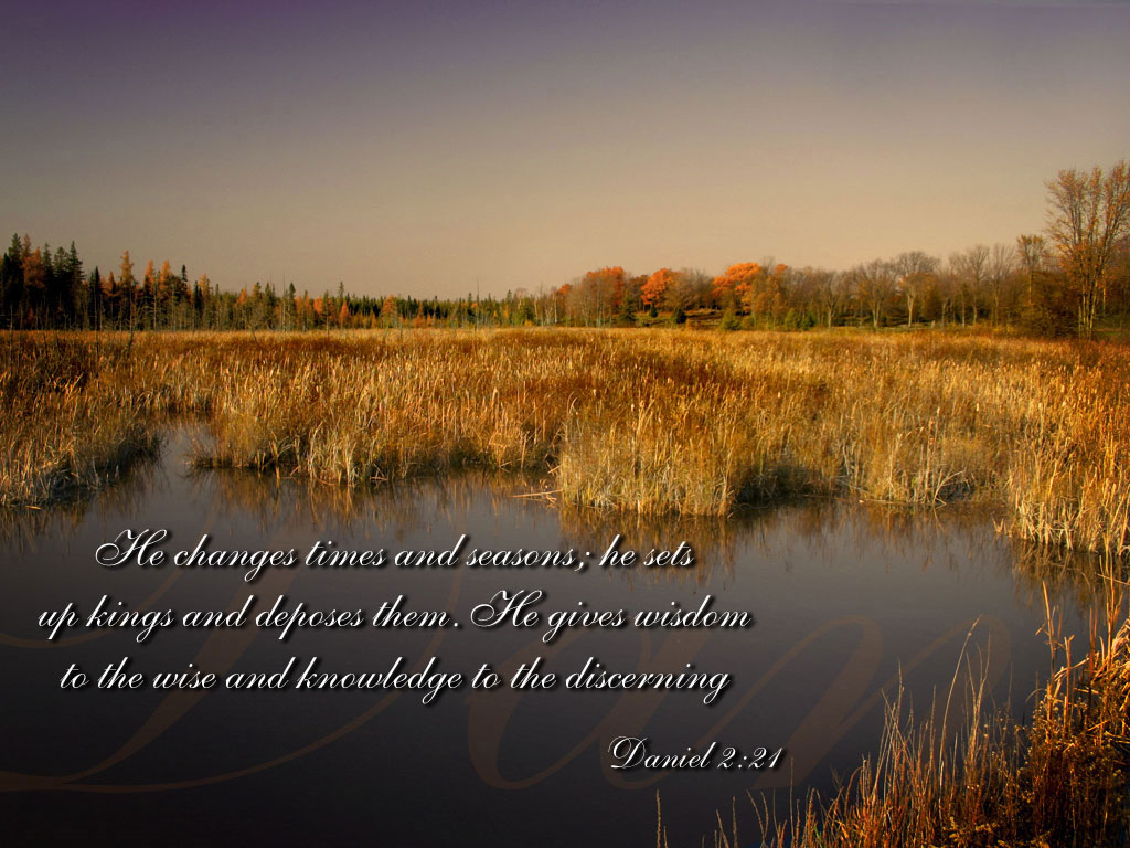 Daniel 2:21 –  God Makes Great Things christian wallpaper free download. Use on PC, Mac, Android, iPhone or any device you like.