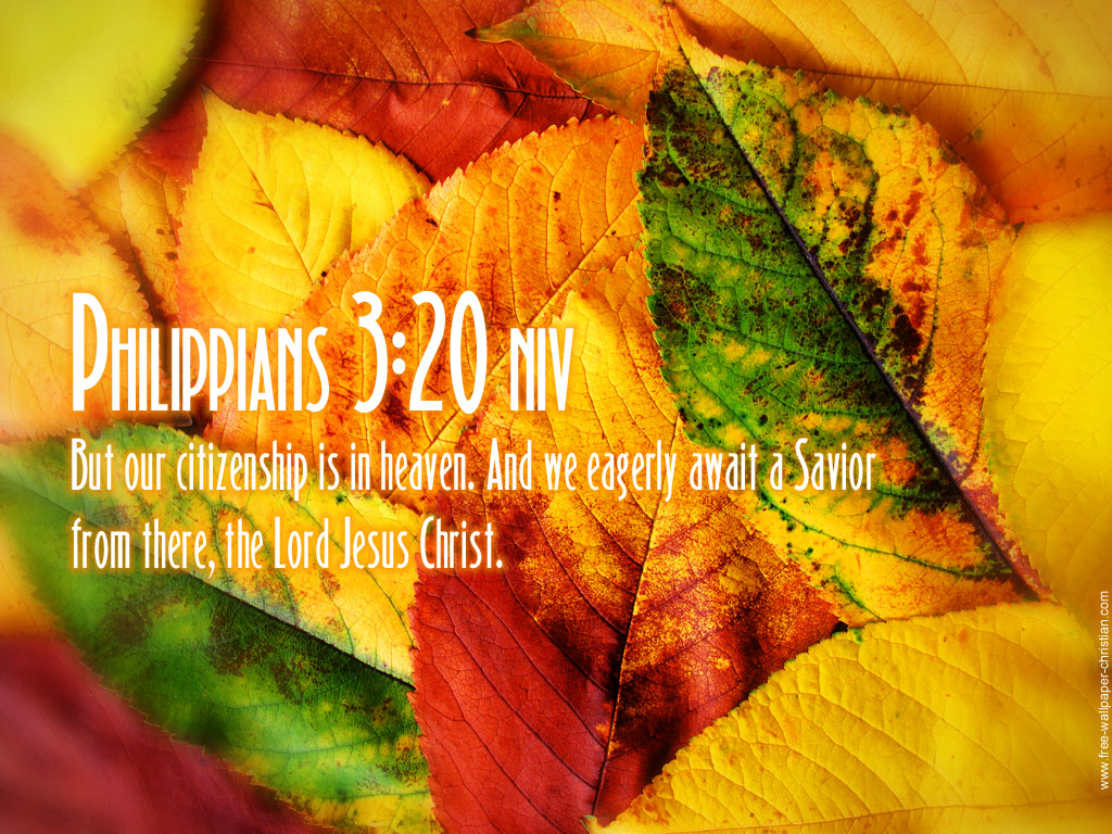 Philippians 3:20 – Our Citizenship Is In Heaven christian wallpaper free download. Use on PC, Mac, Android, iPhone or any device you like.