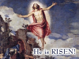 Jesus Is The Risen King Wallpaper