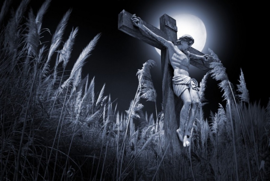 Crucifixion Of Jesus Christ christian wallpaper free download. Use on PC, Mac, Android, iPhone or any device you like.