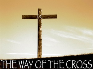 The Way Of The Cross Wallpaper