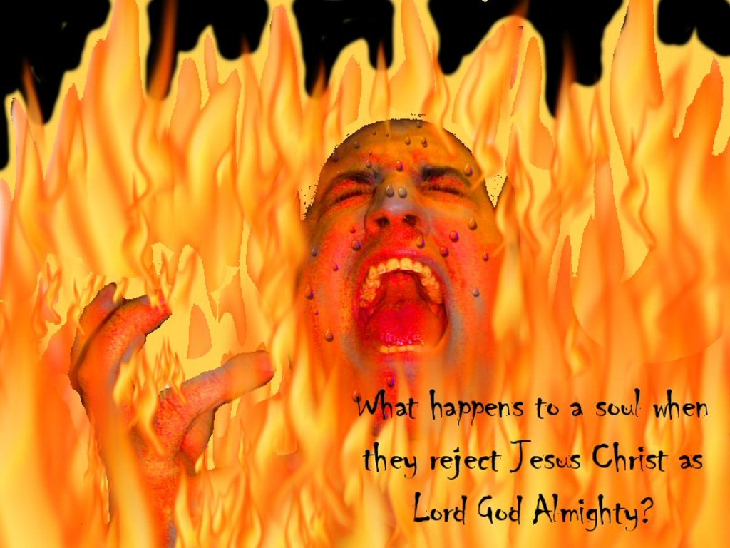 Punishment For Rejecting Jesus christian wallpaper free download. Use on PC, Mac, Android, iPhone or any device you like.