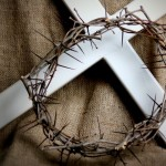 By The Cross Wallpaper Christian Background