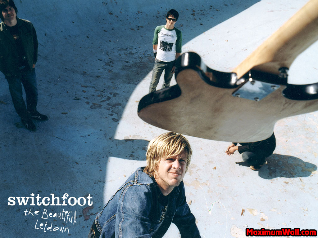 Switchfoot – Beautiful Let Down christian wallpaper free download. Use on PC, Mac, Android, iPhone or any device you like.