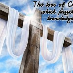 Ephesians 3:19 – Fullness of God Wallpaper Christian Background