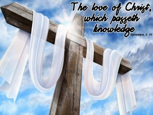 Ephesians 3:19 – Fullness of God Wallpaper