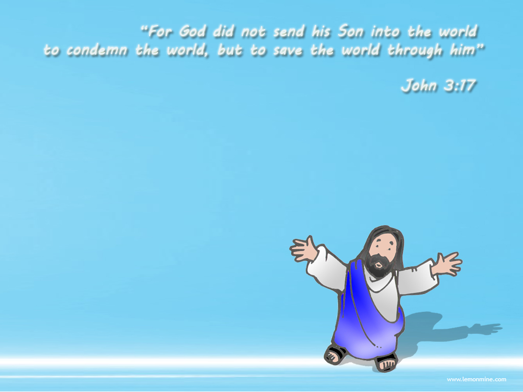 John 3:17 – Son Of God christian wallpaper free download. Use on PC, Mac, Android, iPhone or any device you like.