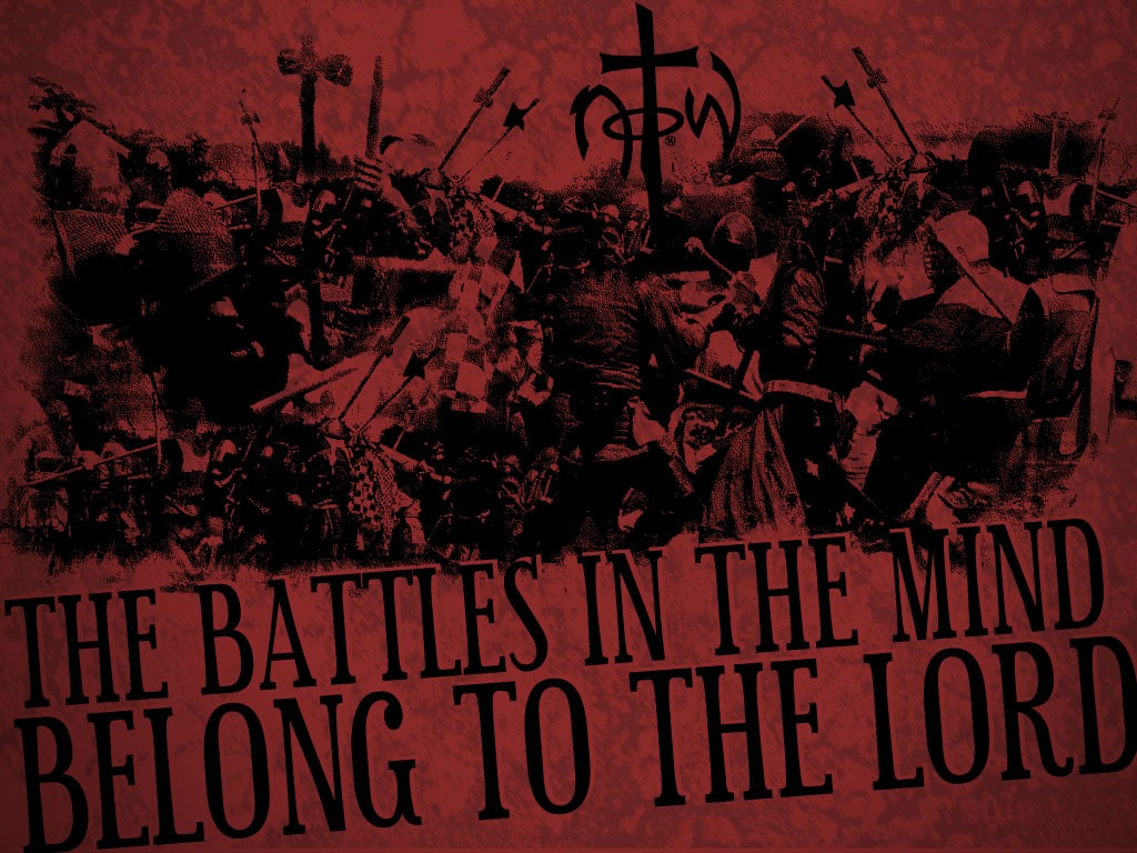 NOTW – Battles in the Mind christian wallpaper free download. Use on PC, Mac, Android, iPhone or any device you like.
