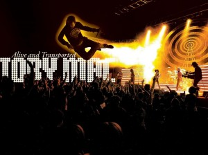Toby Mac in Concert Wallpaper