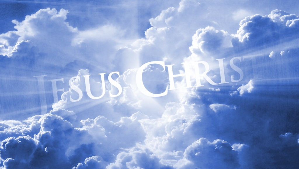 Jesus Christ in Heaven christian wallpaper free download. Use on PC, Mac, Android, iPhone or any device you like.