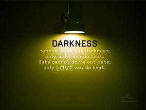 Darkness To Light Wallpaper