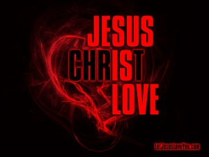 Jesus Love Us Wallpaper