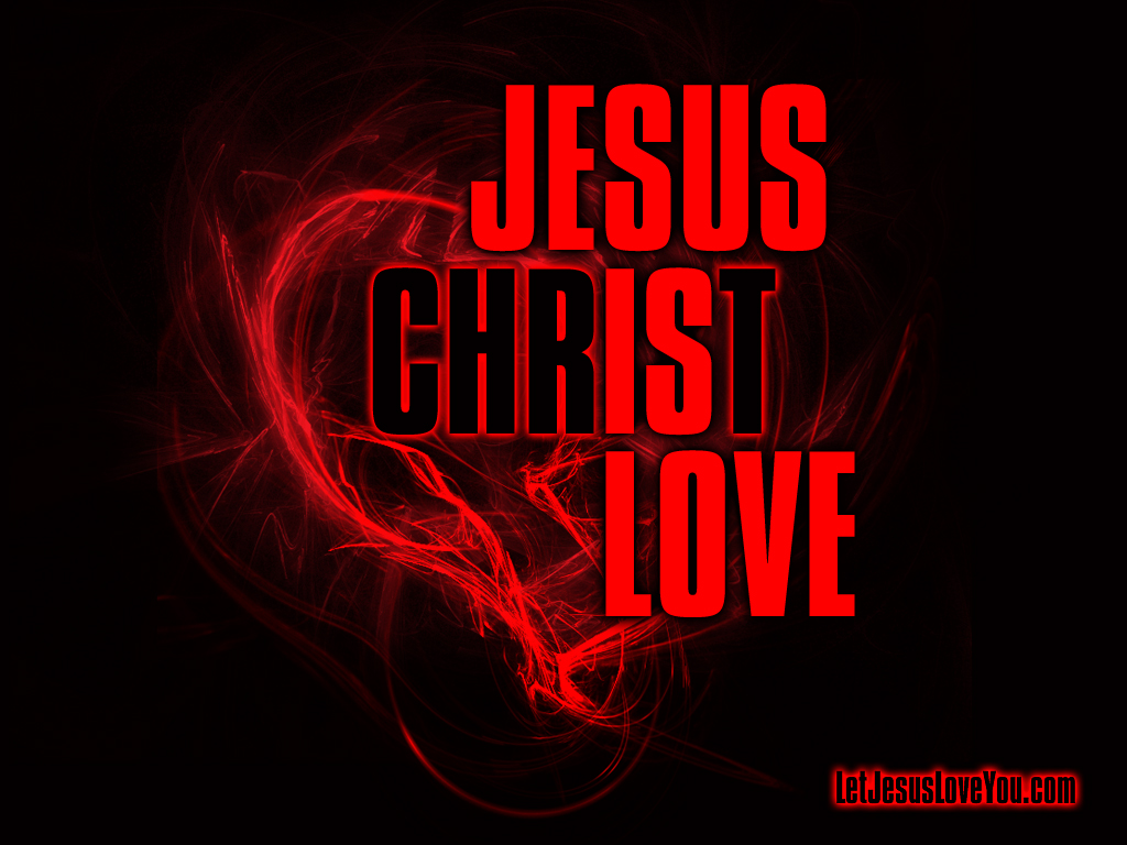 Jesus Love Us christian wallpaper free download. Use on PC, Mac, Android, iPhone or any device you like.