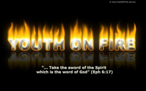 Ephesians 6:17 – Sword Of Spirit Wallpaper