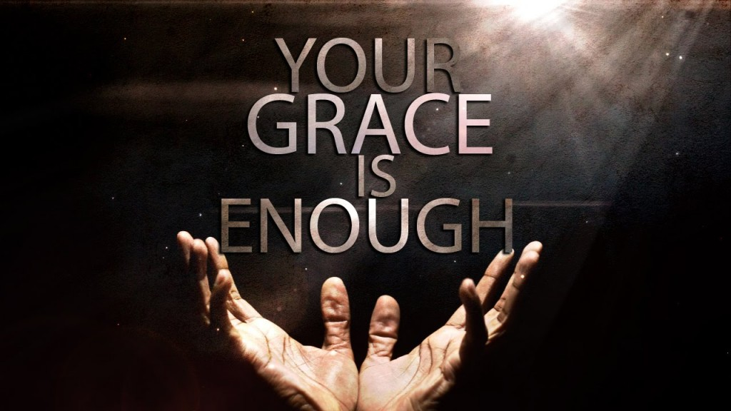 Your Grace Is Enough christian wallpaper free download. Use on PC, Mac, Android, iPhone or any device you like.