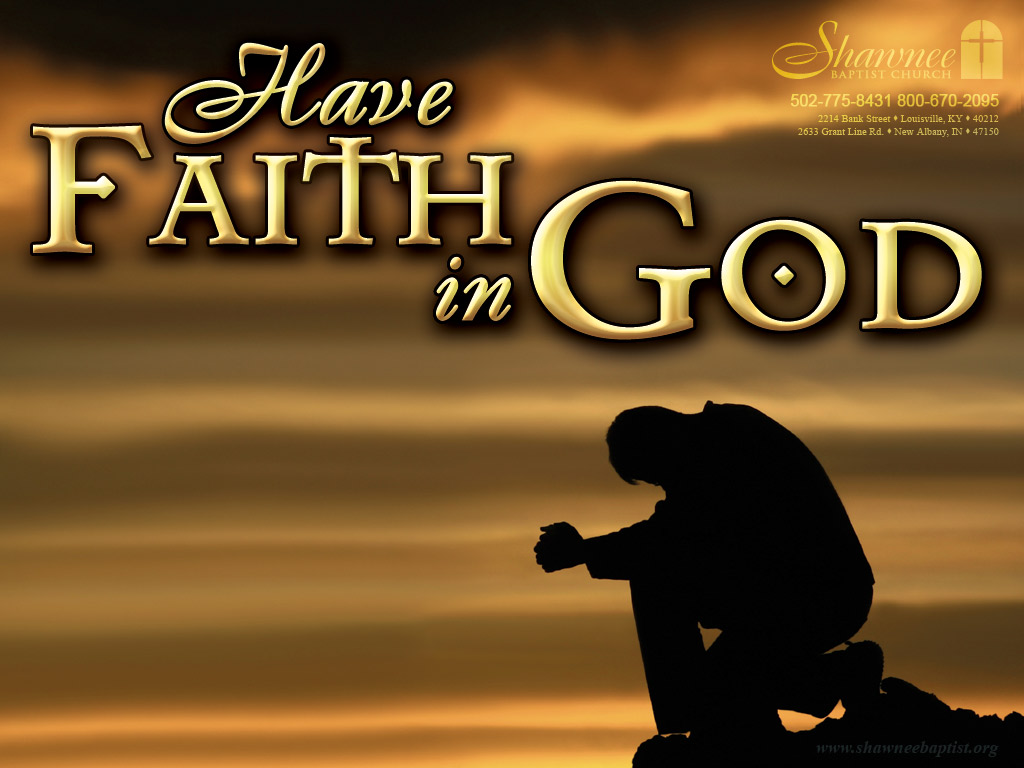 Faith In God christian wallpaper free download. Use on PC, Mac, Android, iPhone or any device you like.