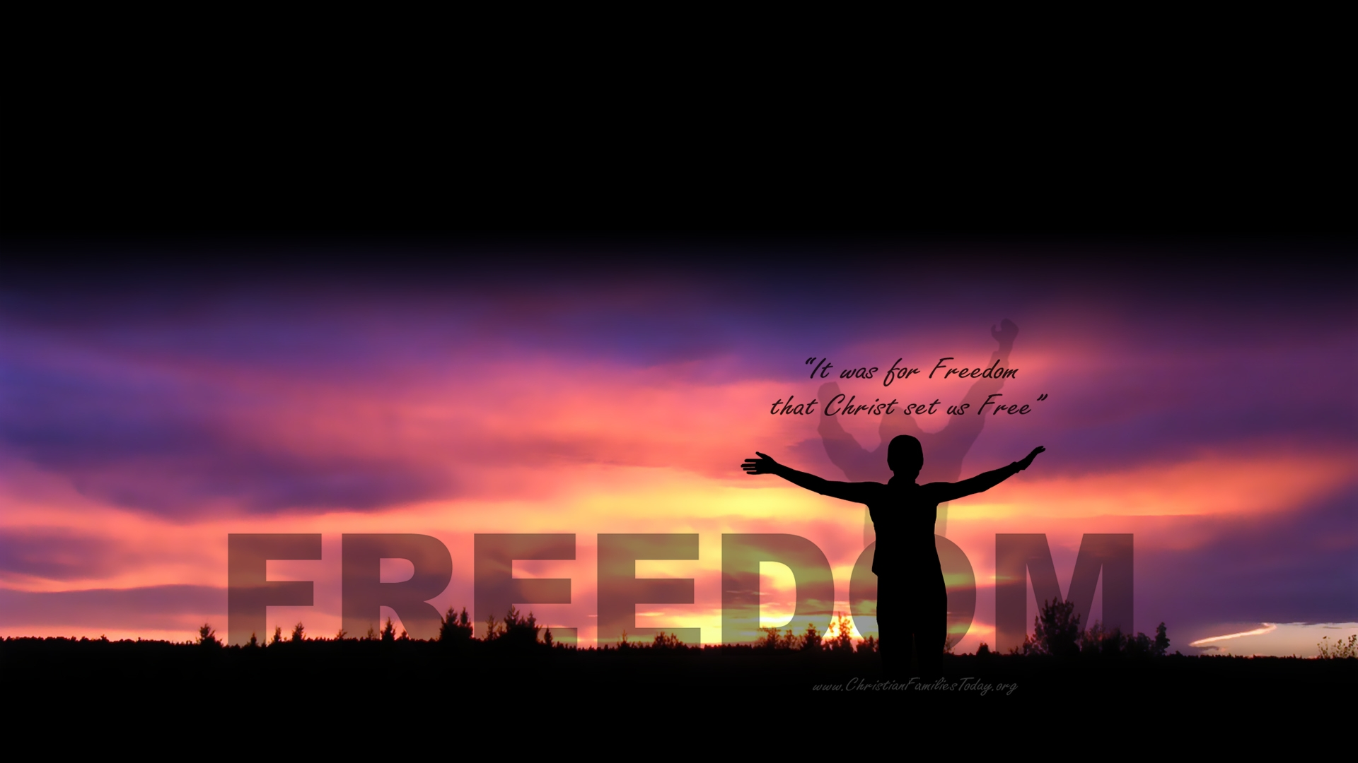 Freedom Wallpaper - Christian Wallpapers and Backgrounds Christian